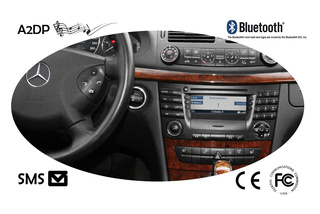 FISCON Bluetooth Handsfree Pro for Mercedes-Benz