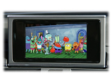 Video Anschluss-Set für Audi MMI Navigation, Radio Plus, RMC