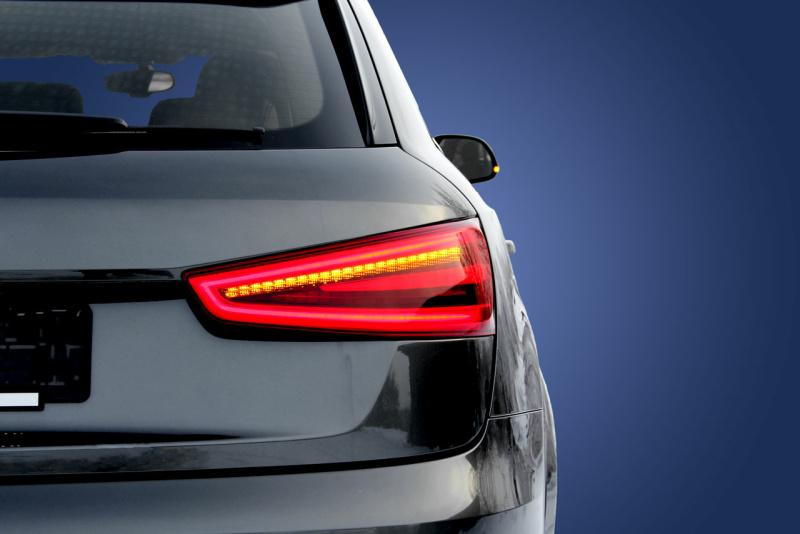 Audi Q3 8U Adapter Kabel Halogen auf Facelift LED Rückleuchten Heckleuchten RSQ3