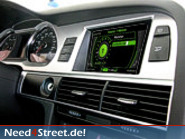 Bluetooth handsfree for Audi MMI 3G