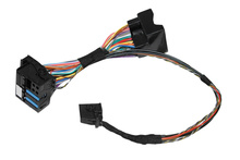 Cable set Video in motion for VW MFD 2, RNS 510, Skoda,...