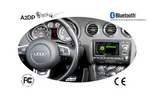 FISCON Handsfree Bluetooth Basic-Plus for Audi, Seat