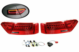 Komplett-Set LED-Heckleuchten für Audi A5, S5 Facelift [Standard > auf > LED facelift]
