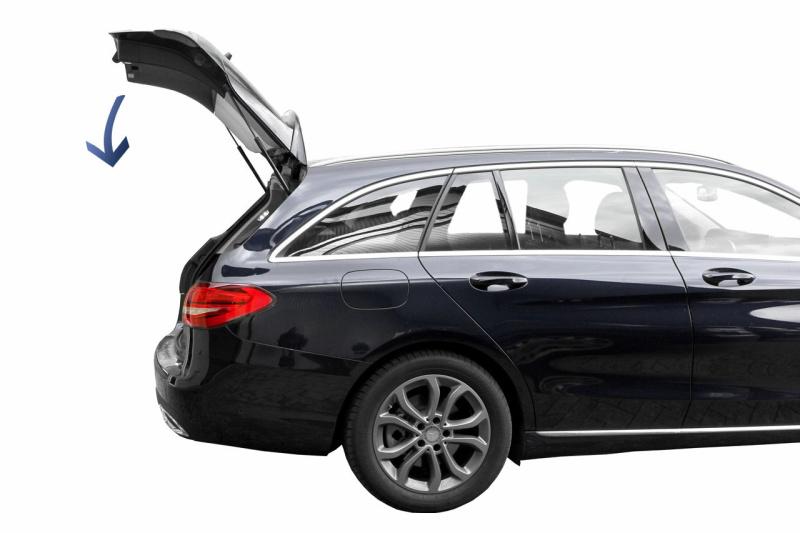Heckklappenmodul Komfort Heckklappe Modul über Funkfernbedienung f Audi A4 A6 Q5