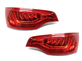 LED Rückleuchten, Facelift, rechts/links, Audi Q7 4L